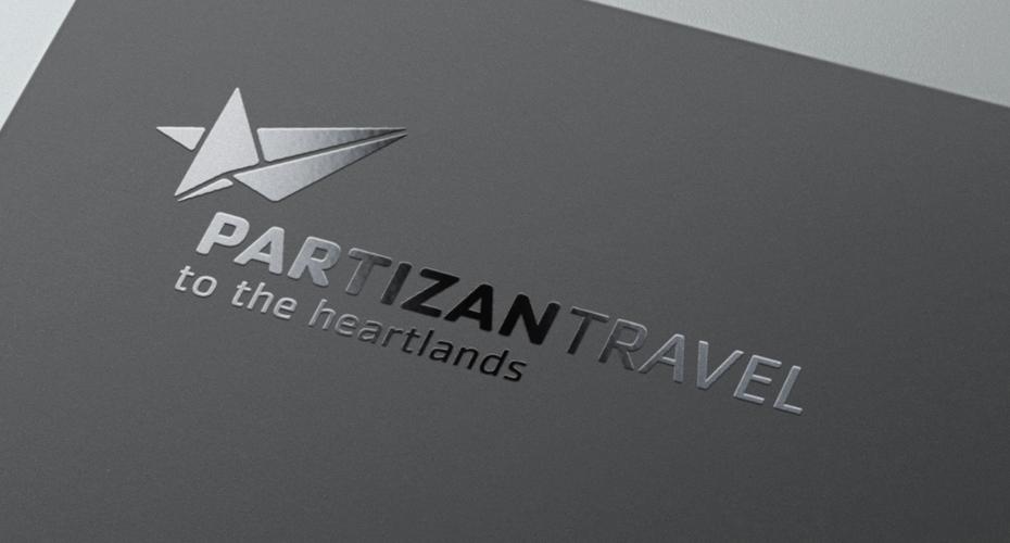 Partizan Travel - logoa